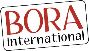 Das Logo von BORA International Logo