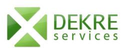 Dekre Logo für mobile Seite optimiert